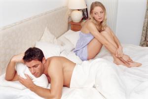 Sexuelle Störungen stellen in einer partnerschaftlichen Beziehung immer eine große Belastung dar.