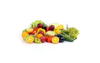 unfruchtbar durch Obst und Gemüse